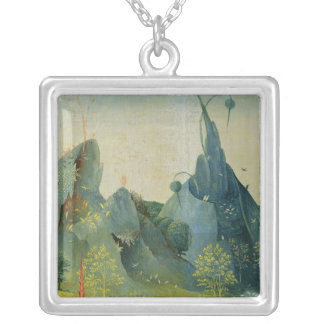 The Garden of Eden Silver Plated Necklace