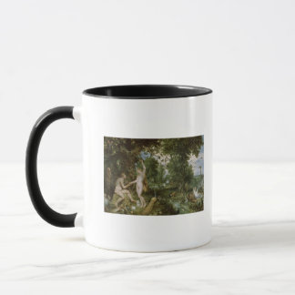 The Garden of Eden with the Fall of Man, c.1615 Mug