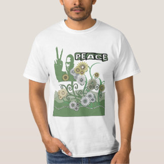 The Garden Of Peace Tshirts