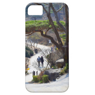 The Garden of the Morning Calm iPhone 5 Cases