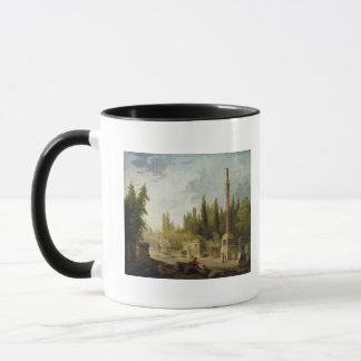 The Garden of the Musee des Monuments Francais Mug