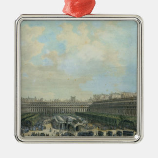 The Garden of the Palais Royal, 1791 Christmas Ornament