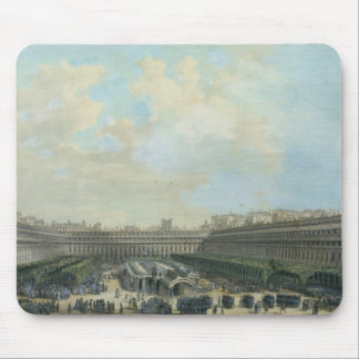 The Garden of the Palais Royal, 1791 Mouse Mat
