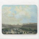 The Garden of the Palais Royal, 1791 Mouse Pad