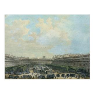 The Garden of the Palais Royal 1791 Post Cards