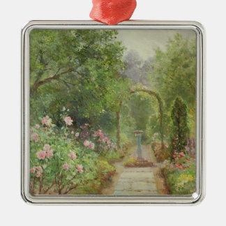 The Garden Path Christmas Ornament