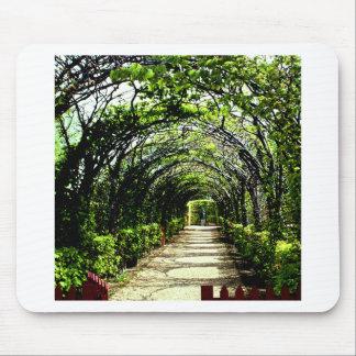 The Garden Path Mousepad