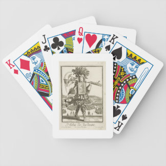 The Gardener's Costume, illustration from the 'Dic Bicycle Playing Cards