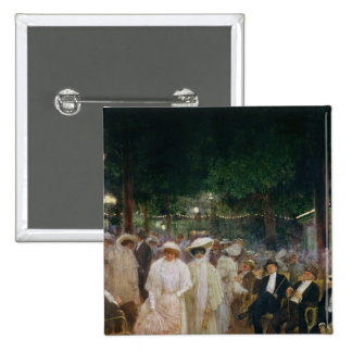The Gardens of Paris, or The Beauties of the 15 Cm Square Badge