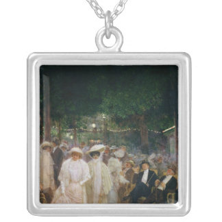 The Gardens of Paris, or The Beauties of the Silver Plated Necklace