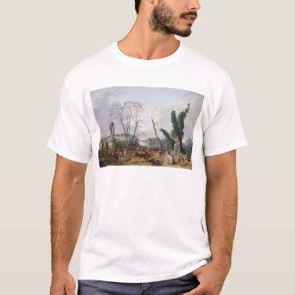The Gardens of Versailles T-Shirt