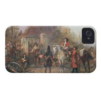 The Garrison of the Village Had At Last Surrendere iPhone 4 Case-Mate Case