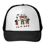 The Garter II Mesh Hat