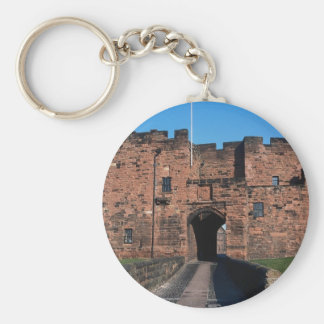The Gate House, Carlisle Castle, Cumbria, U.K. Key Ring