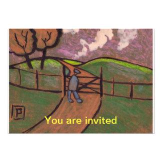 The gate (Invitation)