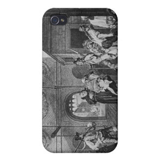 The Gate of Calais, or O The Roast Beef iPhone 4 Cases