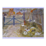The Gate Postcard