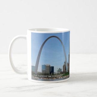 The Gateway Arch Historical Mug