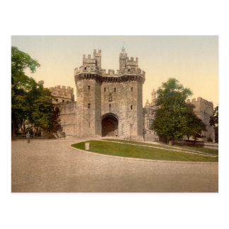 The Gateway Lancaster Castle Postcard