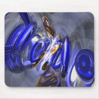 The Gathering Abstract Mousepad