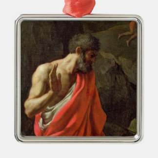 The Gathering of Manna, c.1637-9 Christmas Ornament