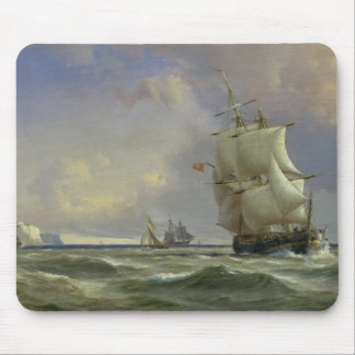 The Gathering Storm, 1853 Mouse Mat