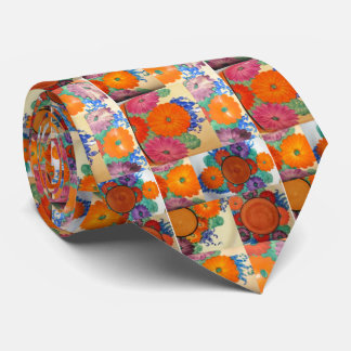 The Gay Day Tie, Ceramic Color from 1920 Tie
