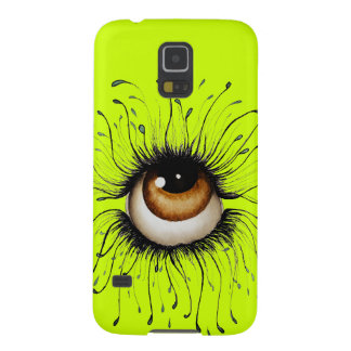 The Gaze Green Samsung Galaxy S5 Vibe Art Case Galaxy S5 Case
