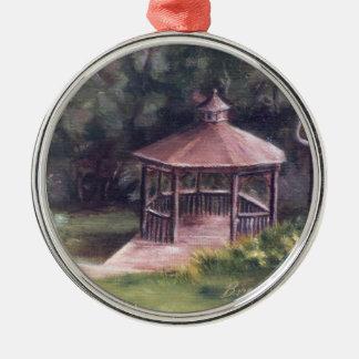 The Gazebo Christmas Ornament