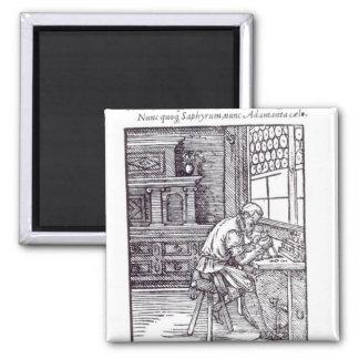 The Gem Engraver, published by Hartman Schopper Magnet