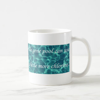 The Gene Pool Basic White Mug