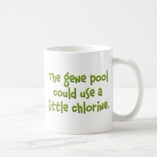 The Gene Pool Coffee Mugs