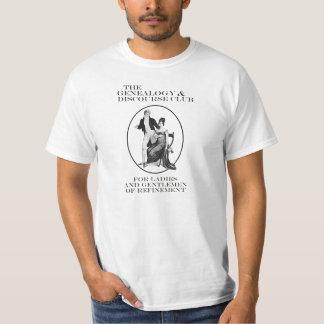 The Genealogy & Discourse Club T-Shirt