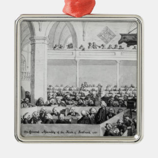 The General Assembly of the Kirk of Scotland Christmas Ornament