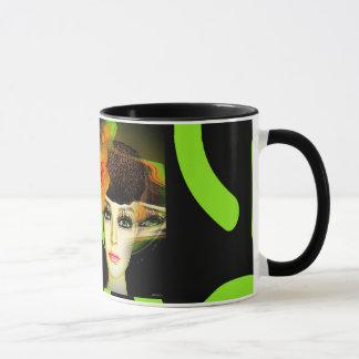The Gentle Face of Fall Mug