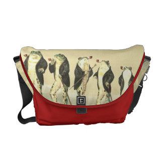The Gentleman Messenger Bags