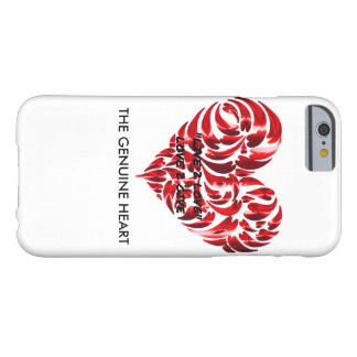 The Genuine Heart iPhone Case
