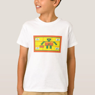 The Geometrics-TShirt-Rectangle-Age 7 T-Shirt