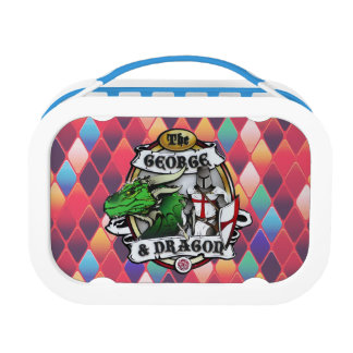 The George And Dragon Lunchbox