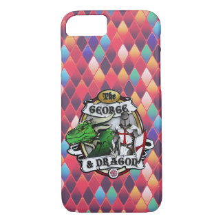 The George And Dragon Phonecase iPhone 8/7 Case