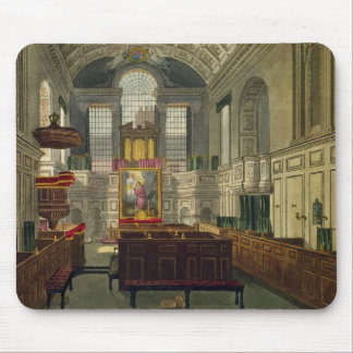 The German Chapel, St. James's Palace, from 'The H Mouse Mat