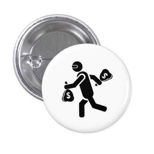 'The Getaway II' Pictogram Button