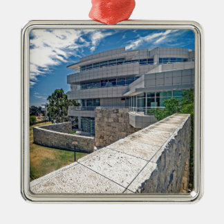 The Getty Center Research Institute Christmas Ornament