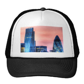 The Gherkin and the Cheesgrater London Cap