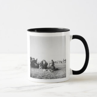 The Ghost Dance, South Dakota, 1890 (b/w photo) Mug