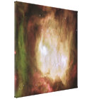 The Ghost Head Nebula Canvas Print
