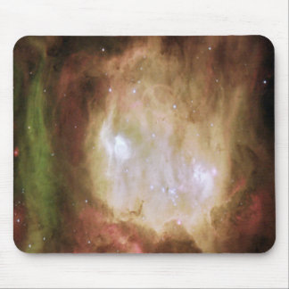 The Ghost Head Nebula Mouse Pad