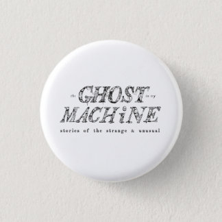 The Ghost In My Machine Logo Button