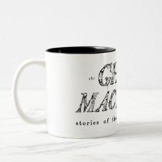 The Ghost In My Machine Logo Mug
