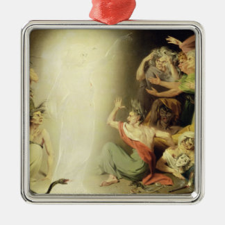 The Ghost of Clytemnestra Awakening the Furies, 17 Christmas Ornament